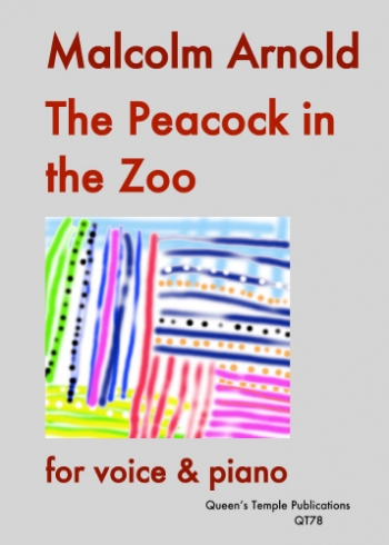 Peacock In The Zoo: Voice and Piano