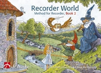 Recorder World: Method For Recorder: Book2