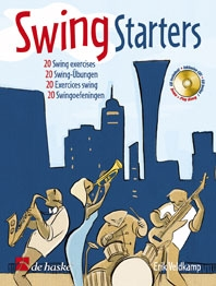 Swing Starters: Clarinet: Book & CD