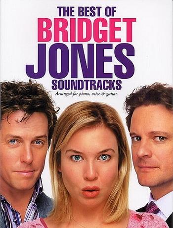 Best Of Bridget Jones Soundtracks: Piano Vocal Guitar