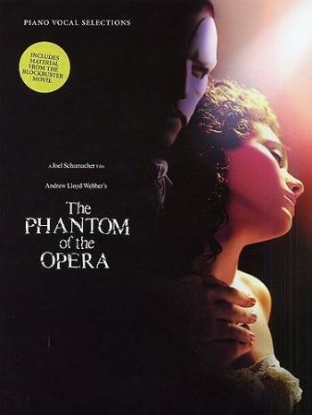 Phantom Of The Opera: Film Selection: Piano Vocal Guitar