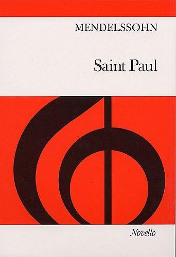 St Pauls Oratorio: Vocal Score