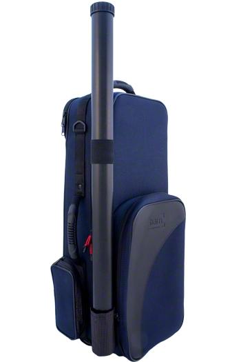 Bam Trekking Violin Case - Blue
