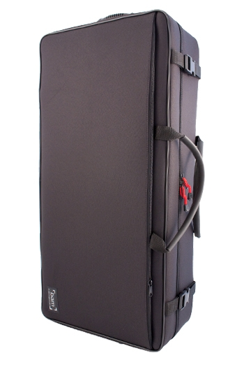 Bam Violin/Viola Double Case - Black