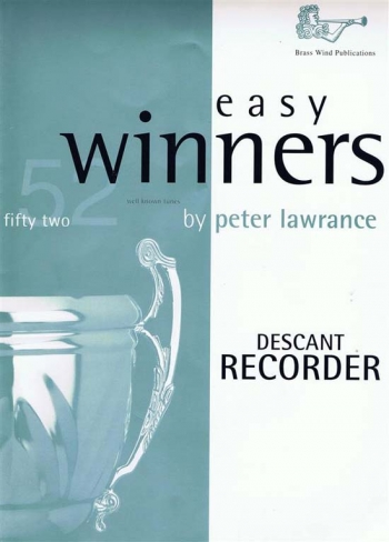 Easy Winners: Descant Recorder Part (lawrance)
