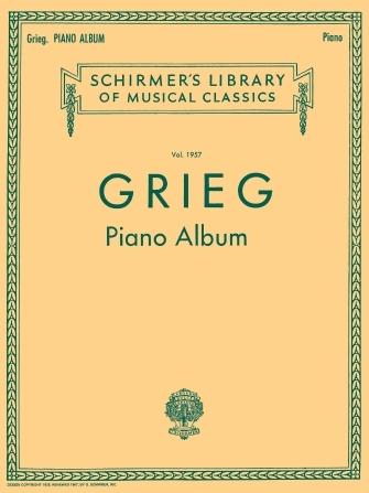 Piano Album: Piano (Schirmer Ed)