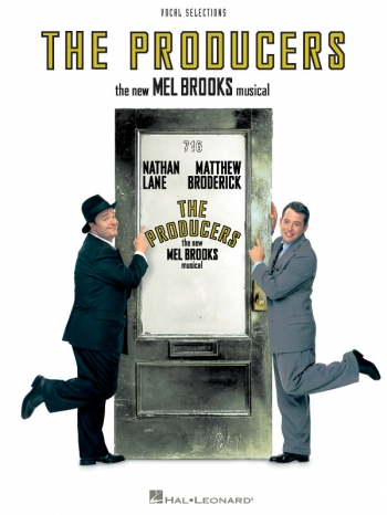 The Producers: Piano Vocal Guitar