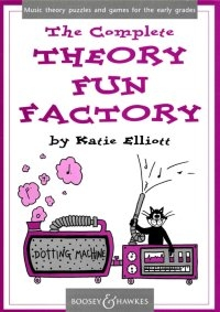 Fun Factory Complete Vol.1-3: Theory Workbook (Elliott)