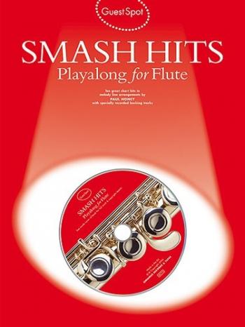 Guest Spot: Smash Hits: Flute (2004 Edition): Book & CD