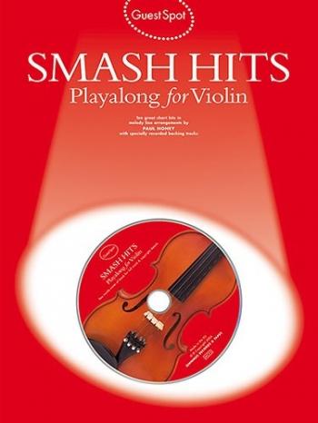 Guest Spot: Smash Hits: Violin (2004 Edition): Book & CD