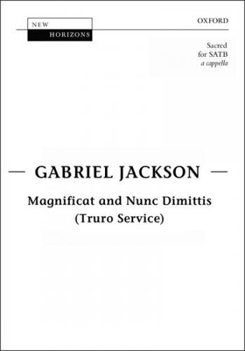 Magnificat & Nunc Dimittis: (Turo Service) Vocal SATB
