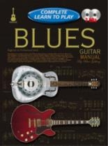 Complete Learn To Play: Blues Guitar: Book And Audio