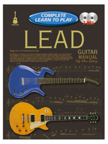 Complete Learn To Play: Lead Guitar: Book And Audio