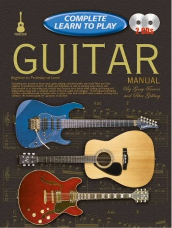 Complete Learn To Play: Guitar: Book And Audio
