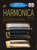 Complete Learn To Play the Harmonica: Book and CD