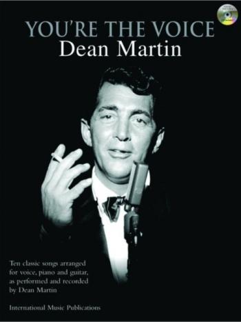 Youre The Voice: Dean Martin: Piano Vocal Guitar: Bk&cd