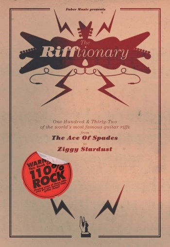 Rifftionary: 132 Of The Worlds  Most Famous Riffs: Guitar Tab