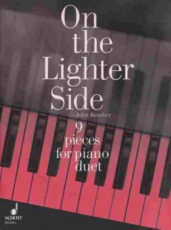 On The Lighter Side: 9 Pieces: Piano Duet