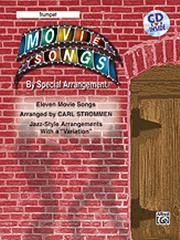 Movie Songs By Special Arrangement Trumpet: Book & Cd