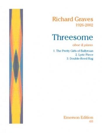 Threesome: Oboe & Piano (Emerson)