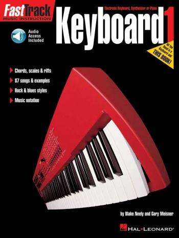 Fast Track: Keyboard: 1 Book & Cd