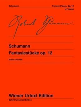 Fantasy Pieces Op.12: Piano  (Wiener Urtext)