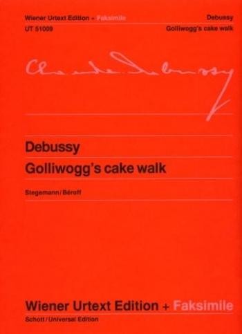 Golliwogs Cakewalk: Facsimile: Piano (Wiener Urtext)
