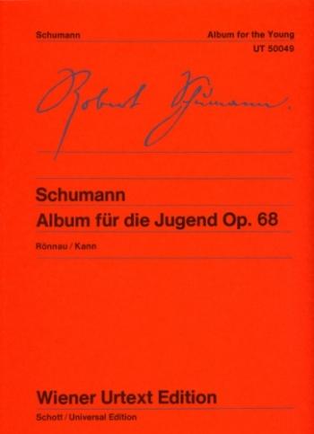 Album For The Young: Op.68: Piano  (Wiener Urtext)
