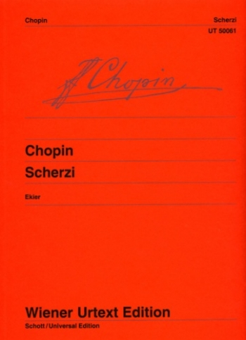 Scherzi: Piano  (Wiener Utext)
