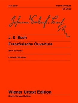 French Overtures: Piano  (Wiener Urtext)