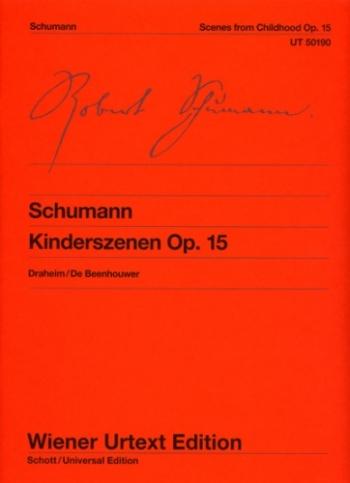 Kinderscenen: Scenes From Childhood: With Forward: Op.15: Piano  (Wiener Urtext)