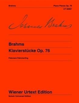 Piano Pieces Op.76 (Wiener Urtext)