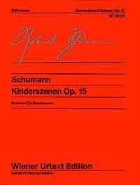Kinderscenen: Scenes From Childhood: Op.15: Piano (Wiener Urtext)