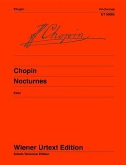 Nocturnes: Piano Solo (Ekier) (Wiener Urtext)
