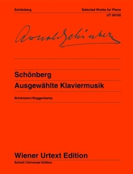 Selected Piano Works: Piano  (Wiener Urtext)
