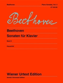 Piano Sonatas Complete Vol.3 (Wiener Urtext)