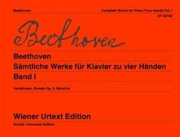 Complete Works: 1: Piano Duet (Wiener Urtext)