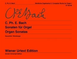 Sonatas Vol.1: Organ (Wiener Urtext)