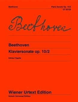 Piano Sonata F Major Op.10/2: Piano (Wiener Urtext)
