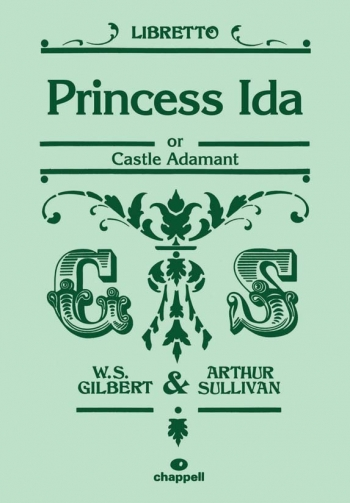 Princess Ida: Libretto (Faber)