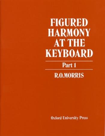Figured Harmony At The Keyboard: Vol.1