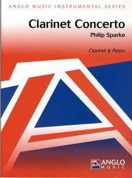 Clarinet Concerto: Clarinet & Piano (Anglo)