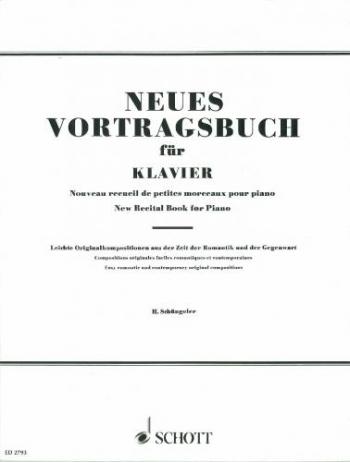 New Recital Piano Book