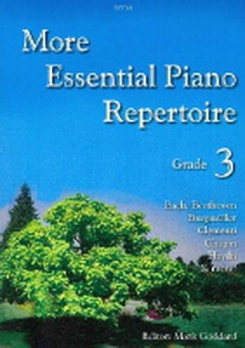 More Essential Piano Repertoire: Grade 3: Piano
