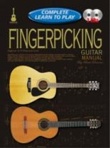 Complete Learn To Play: Fingerpicking Guitar: Book and CD