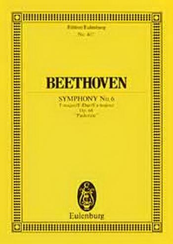 Symphony No.6: Miniature Score
