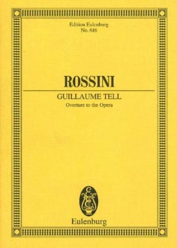 William Tell Overture: Miniature Score