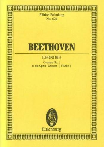 Leonore No.1 Overture: Miniature Score
