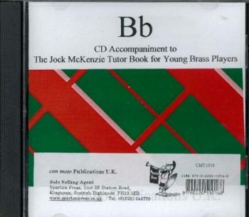 The Jock McKenzie Tutor Book 1 Bb CD