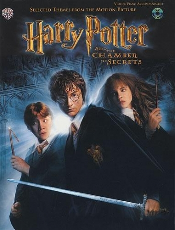 Harry Potter And The Chamber Of Secrets: Violin: Book & CD